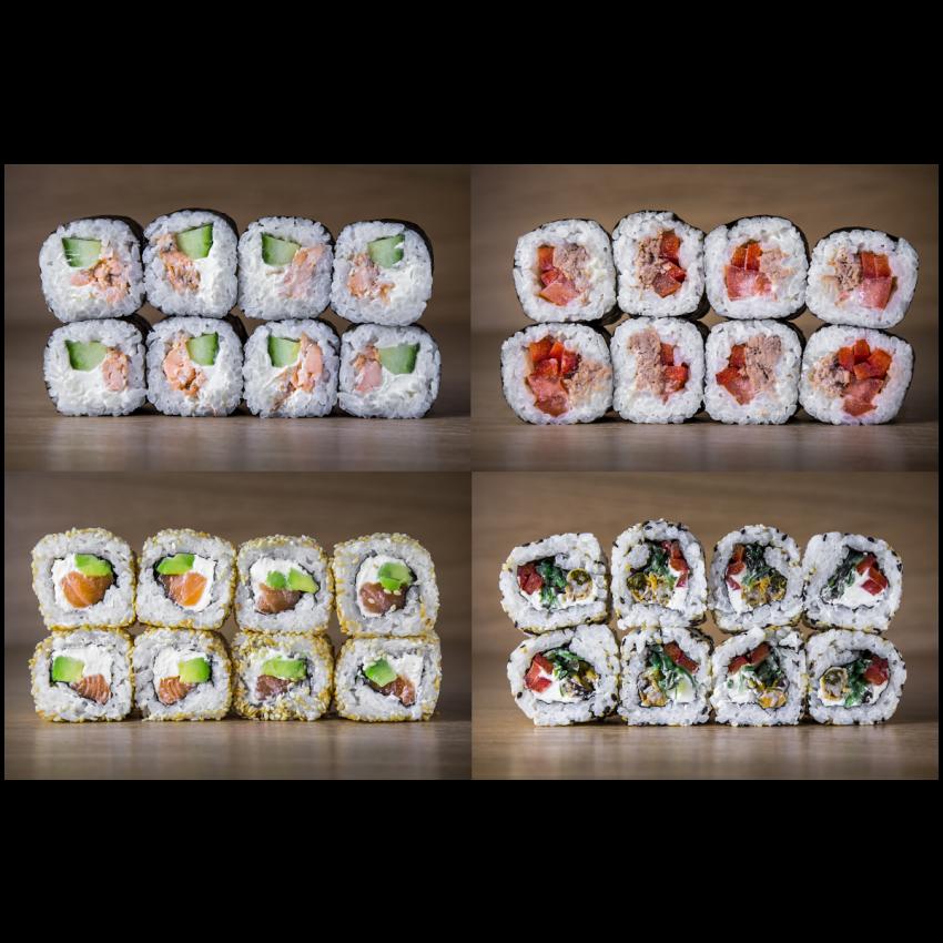 Suši komplekts Mix H32