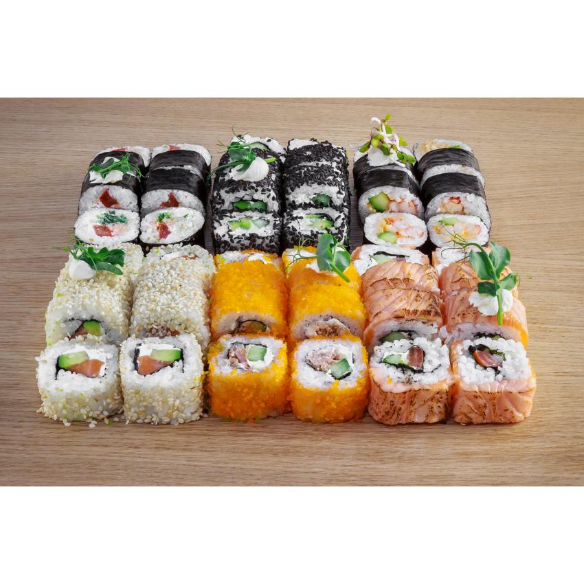 Suši komplekts Gold 48