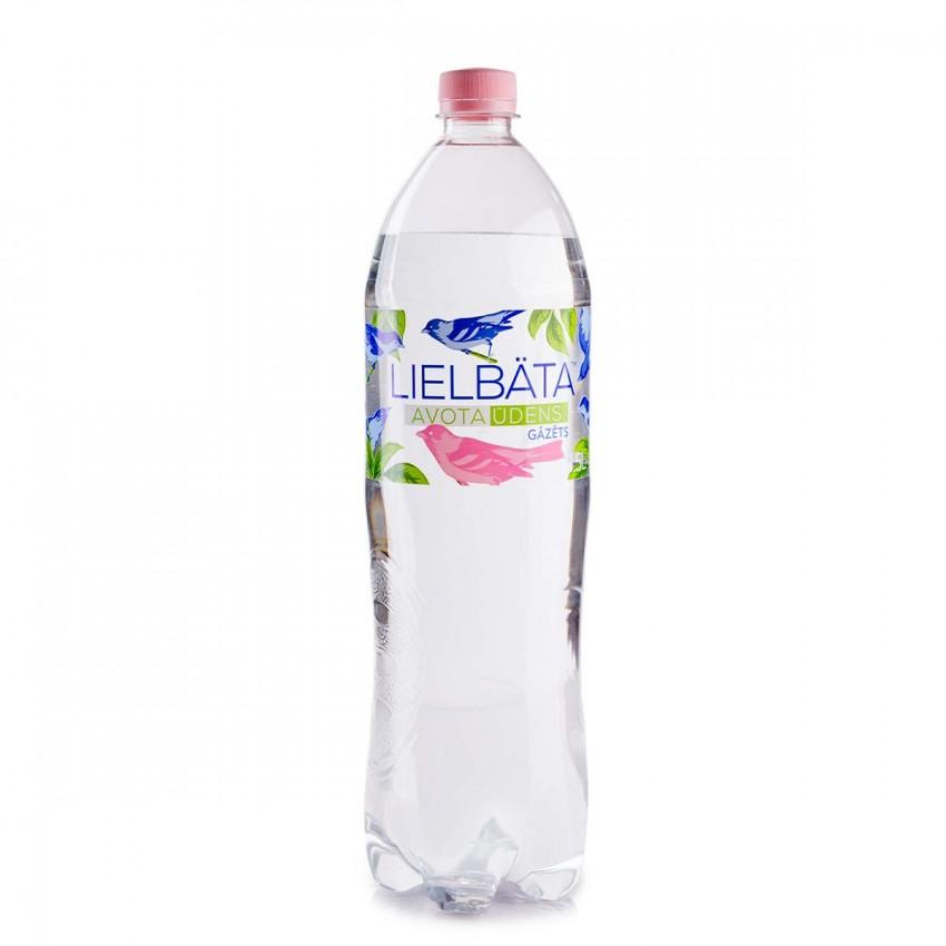 Gāzēts ūdens Lielbāta 1.5 litri