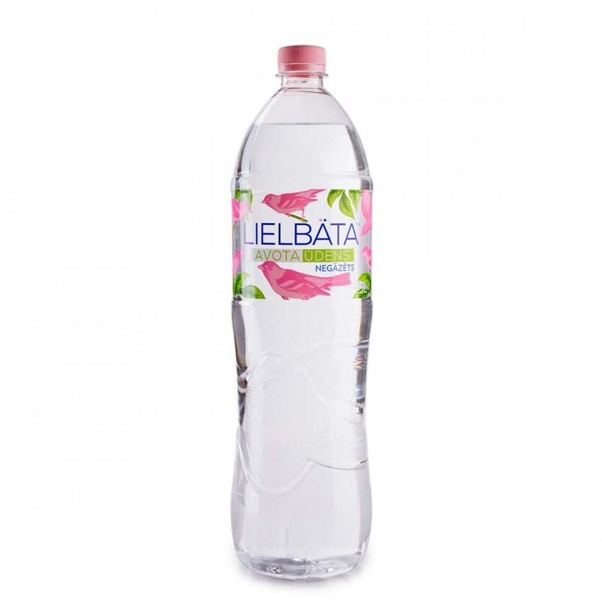 Negāzēts ūdens Lielbāta 1.5 litri