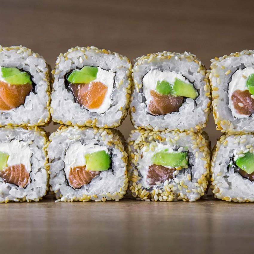 Sake Sesam Maki